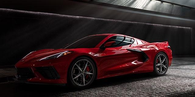 Chevrolet Deutschland: Ikonische Amerikanische Sportwagen