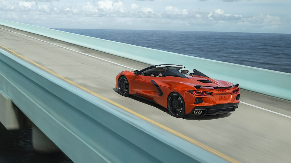 2020 Chevrolet Corvette Mid-Engine Sports Convertible Video